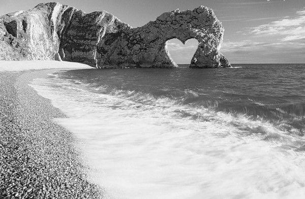 Bien connu Photo d'amour en noir et blanc - Love Romance ZD32